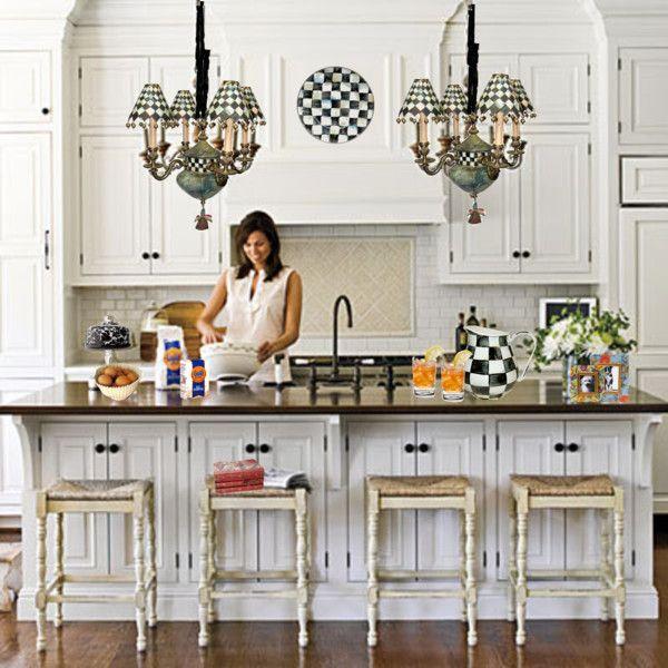 Dream Kitchen Must Have Design Ideas: Mackenzie Child Kitchen!!!