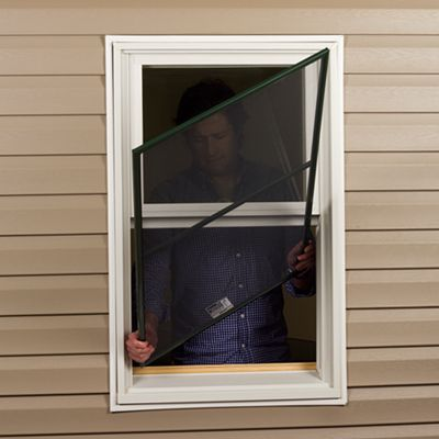 Image result for Window screen installation