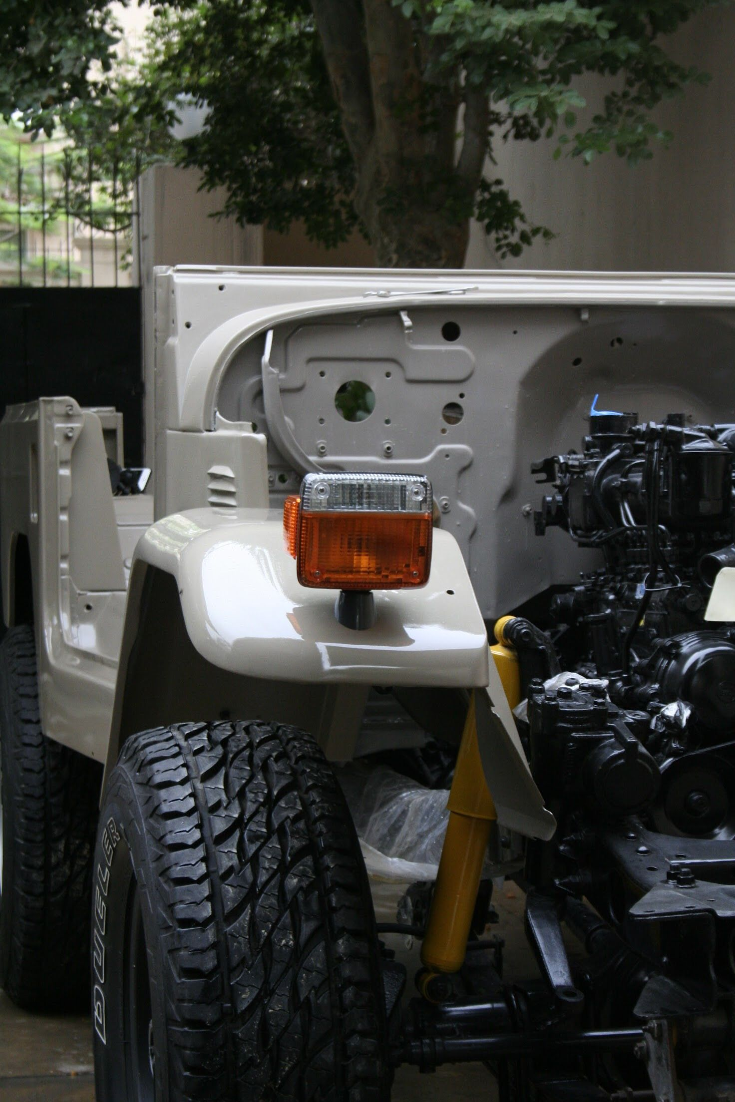 FJ40 restoration by Kaizr Cruiser | Restorations by Kaizr Cruiser