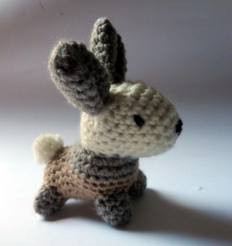 Ravelry: Dachshund amigurumi pattern by Lynn Logan | Crochet dog ... | 800x755