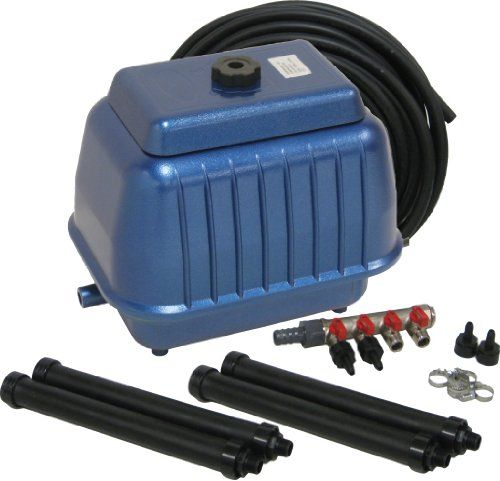 Easypro La20n Diaphragm Linear Aeration Kit, For Ponds Up To 40000-Gallon, 2015 Amazon Top Rated Water Garden Kits #Lawn&Patio