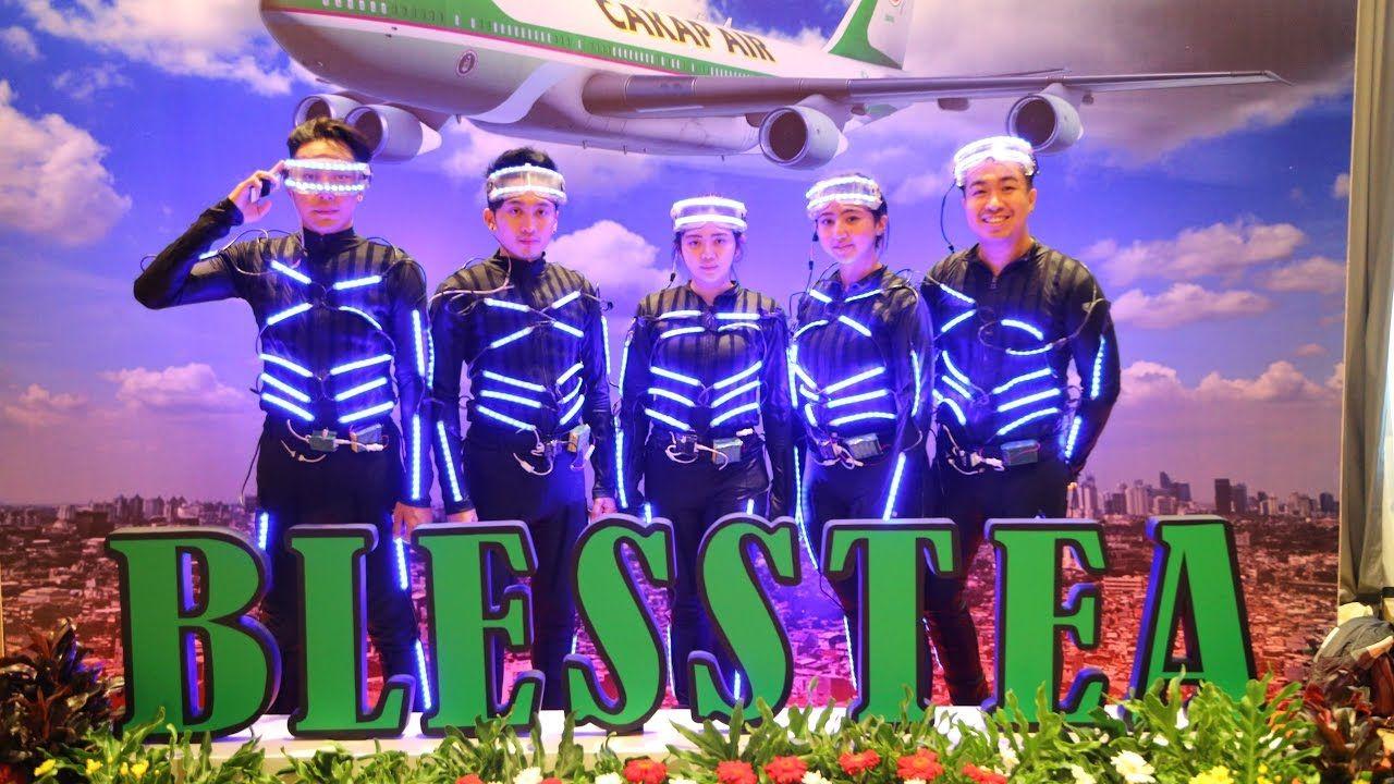 LED DANCE INDONESIA Led, Tron, Indonesia