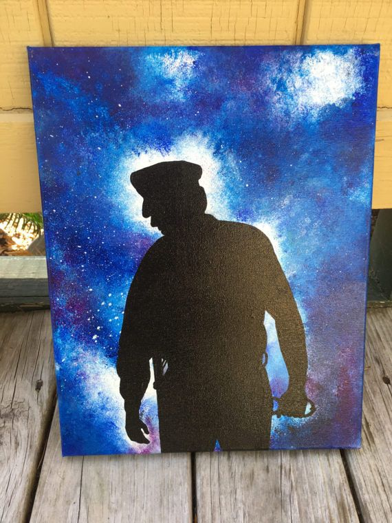 This Item Is Unavailable Etsy Police Art Canvas Painting Painting
