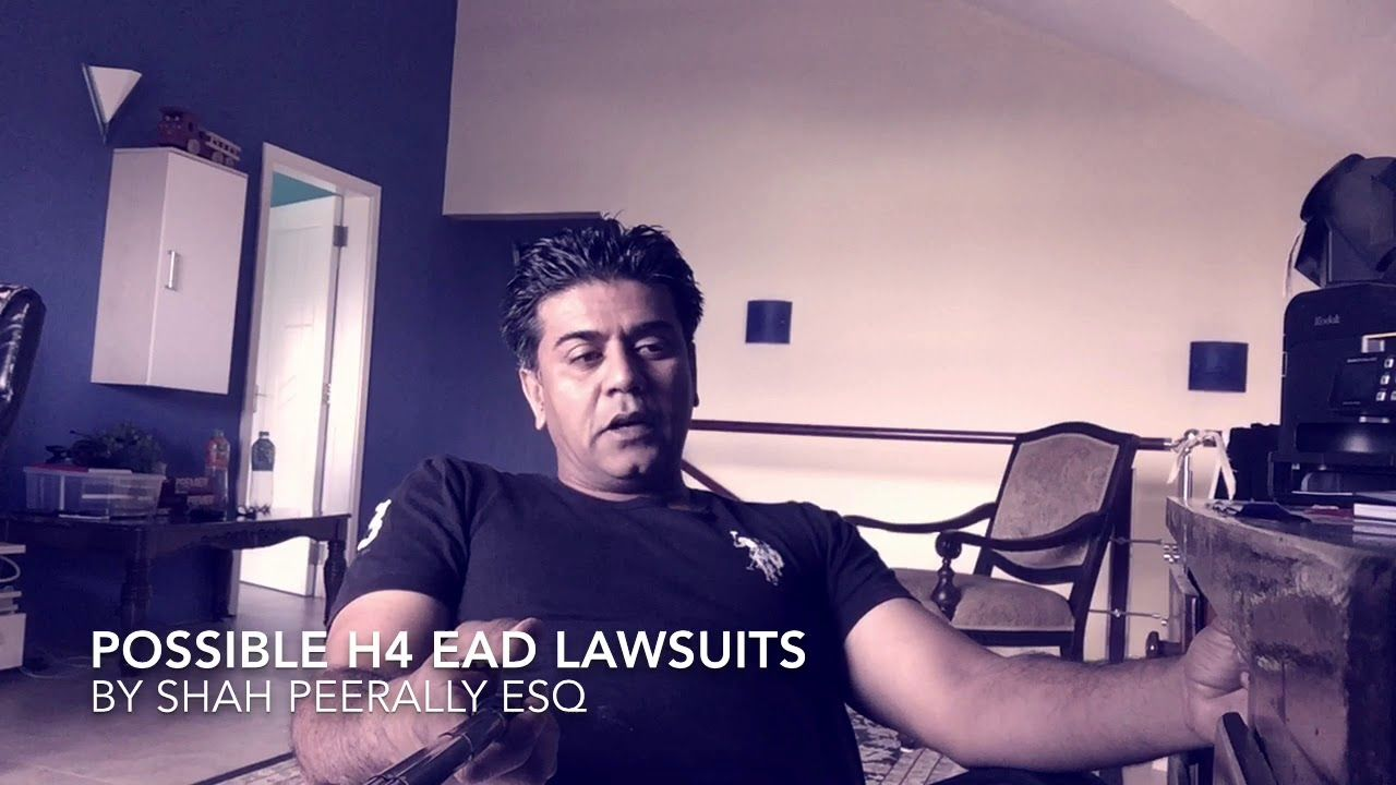 Possible H4 Ead lawsuit I Future of H4 Work Permit | H4 Visa