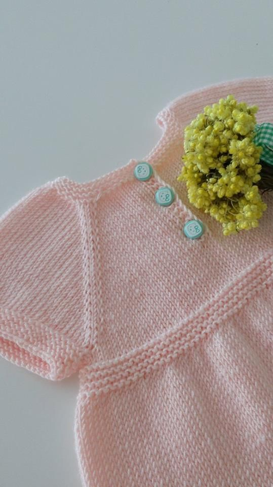 Örgü Orkide Bebek Elbisesi Yapılışı #babyponcho