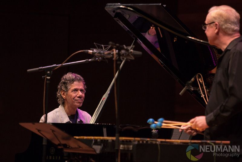 A bit different then some of the other artists I have captured!  Live performance with Chick Corea and Gary Burton at the Hamer Hall, Melbourne, Australia  Check out all my work at photos.carlneumann.com  #ChickCorea #jazz #jazzmusic
