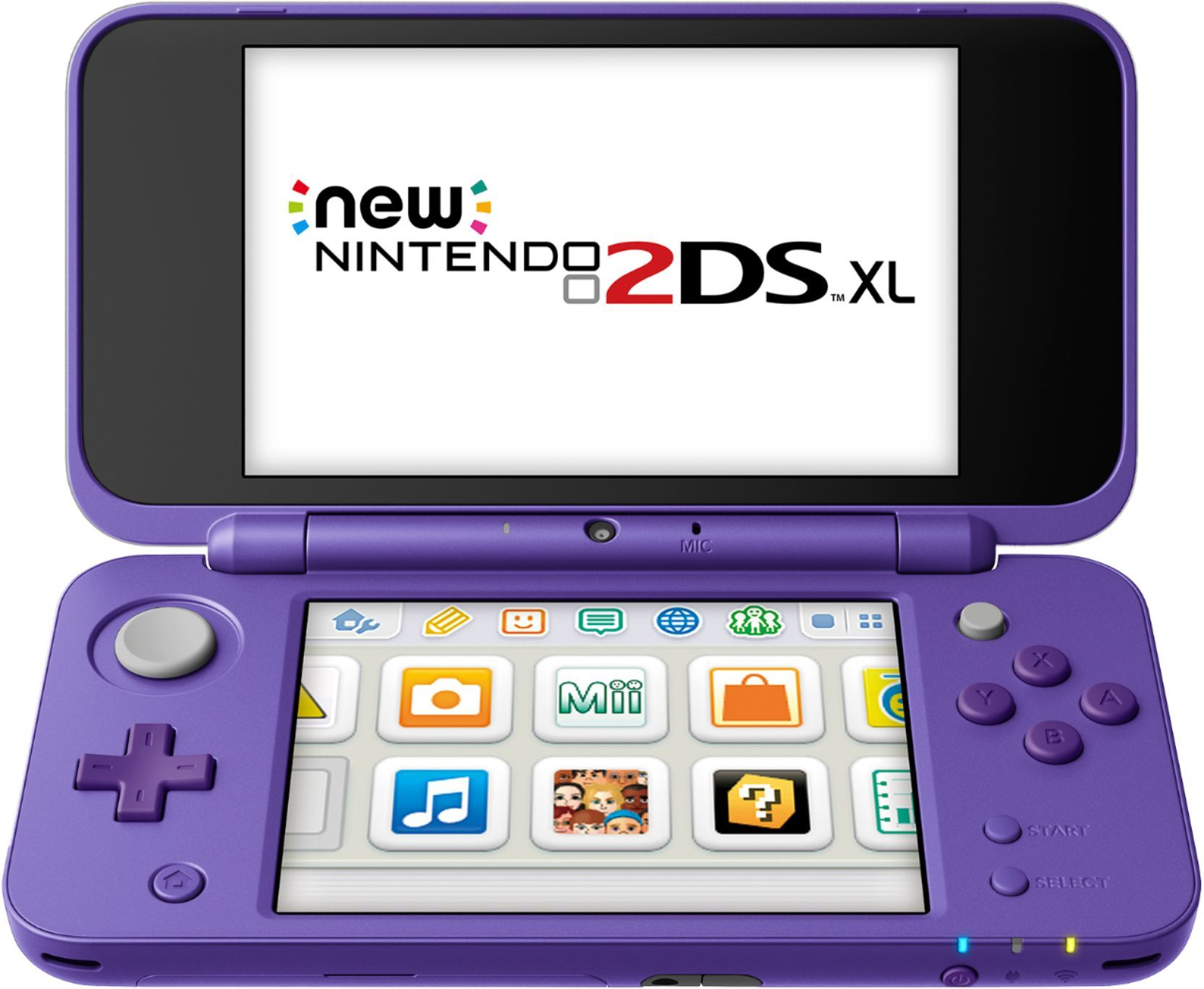 New Nintendo 2ds Xl Mario Kart 7 Bundle Purple Silver Jansvbdb Nintendo 2ds Nintendo Handheld Portable Gaming Console