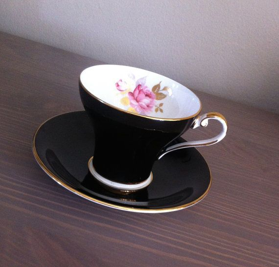 antique aynsley corset tea