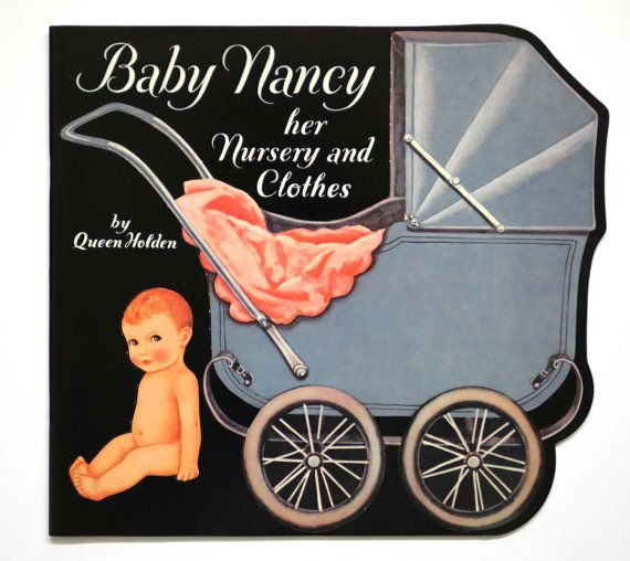 Queen Holden Baby Nancy Her Nursery and Clothes by ...