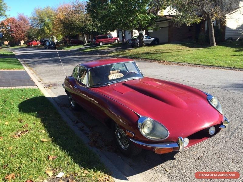 1969 Jaguar E-Type #jaguar #etype #forsale #canada   Cars for Sale ...