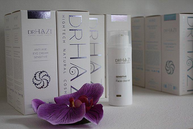 DRHAZI Hightech natural Cosmetics