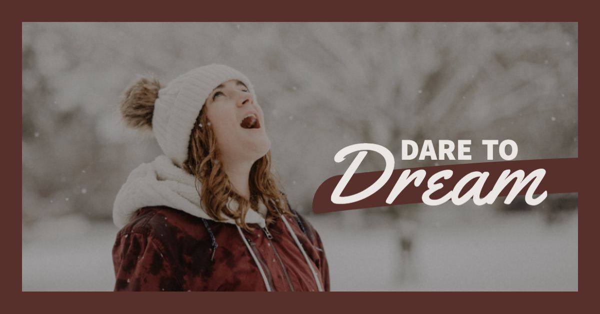 Daring to dream by insight for living with chuck swindoll