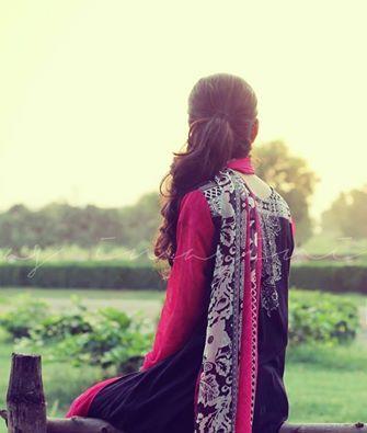 Alone stylish girl images fotos
