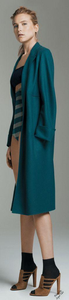 @roressclothes closet ideas women fashion outfit clothing style apparel Agnona - Resort 2015