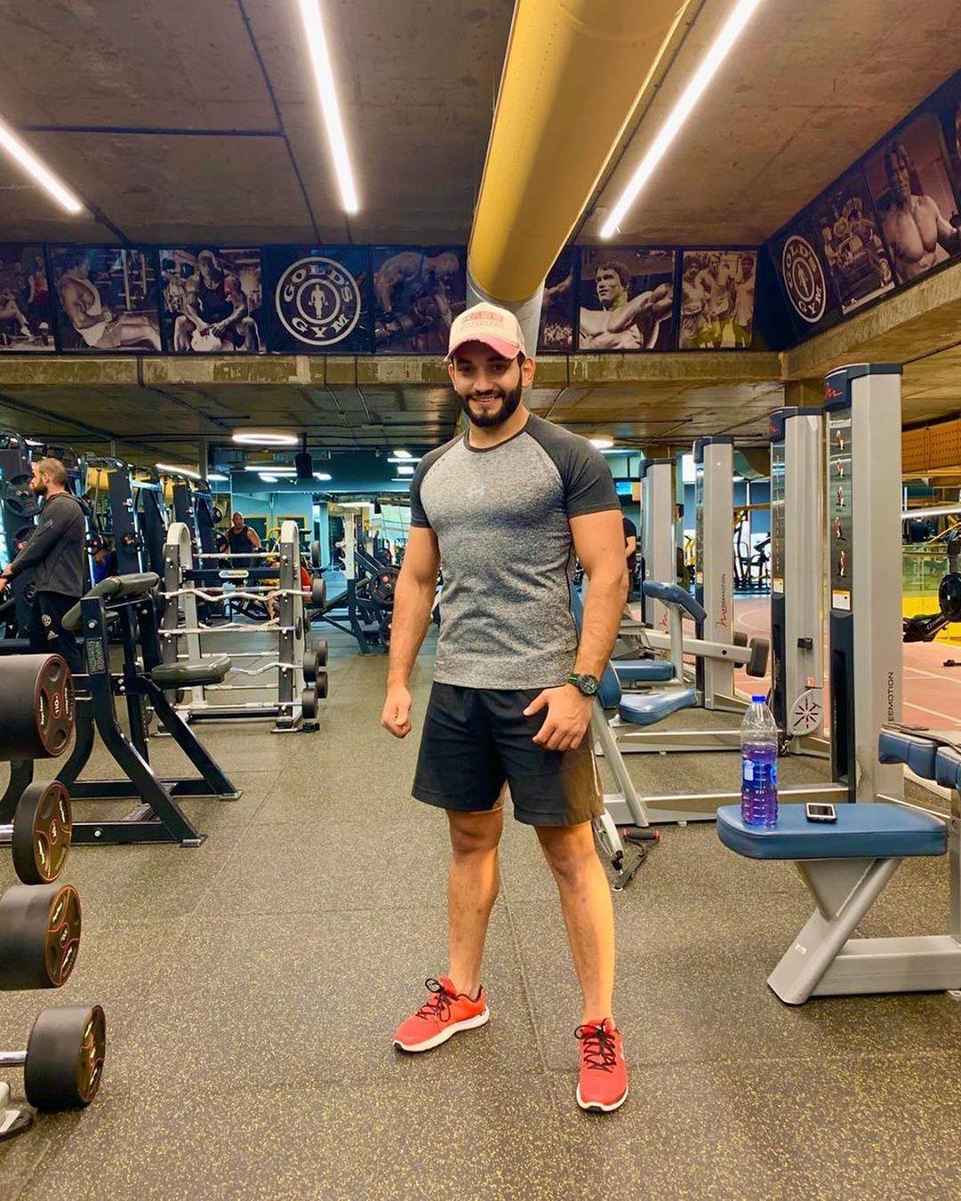 Coach Mothana Aldebei Goldsgym Gym Workoutmotivation Fit Instagram Amman Fitness Goldsgym Goldsgymjordan Golds Gym Fitness Motivation Fitness