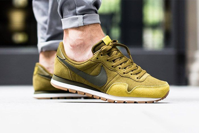 quality design 19091 64604 Nike Air Pegasus 83 (Olive Flak Cargo Khaki) On Feet