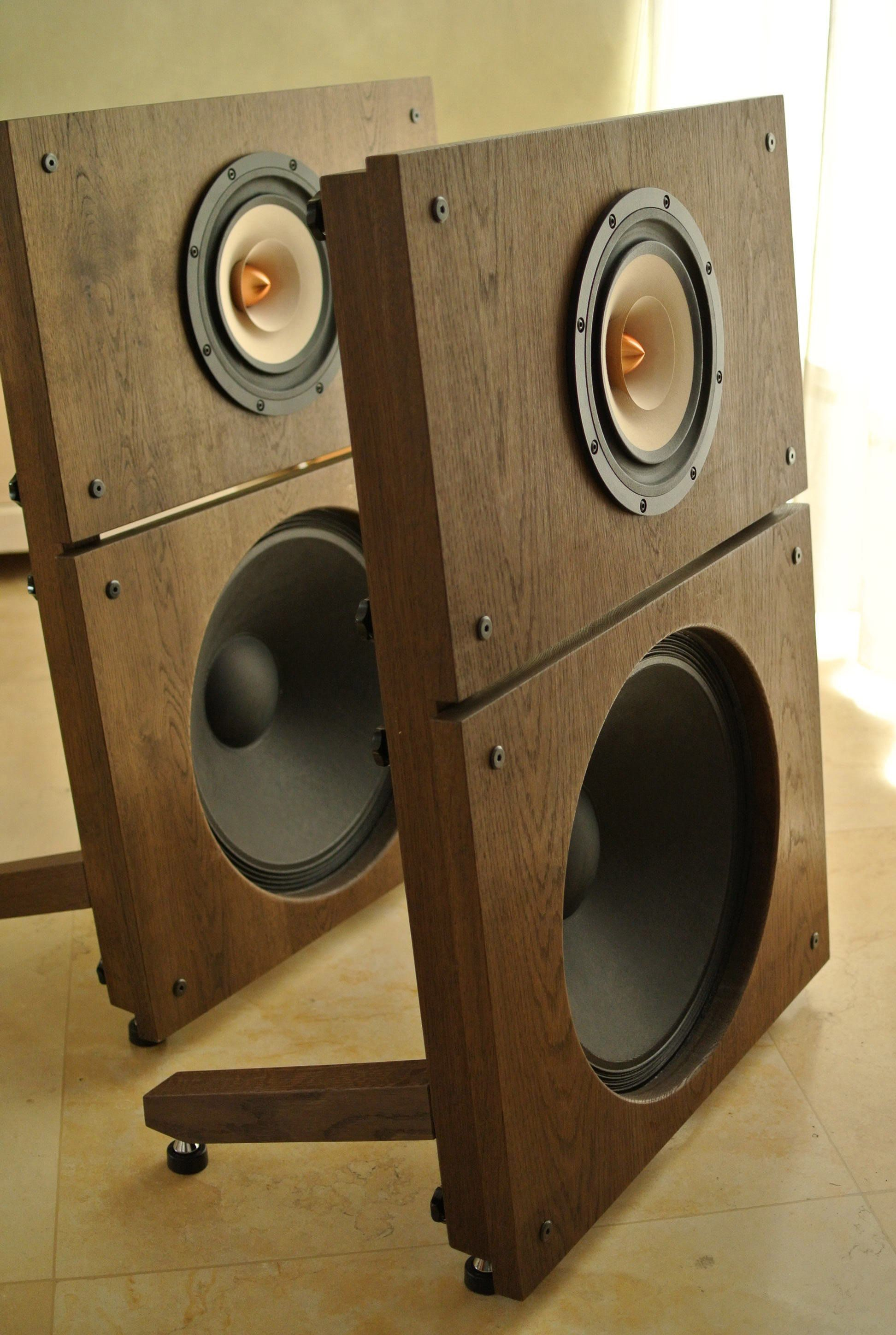 Classic15 Tb Duet Open Baffle Speakers Feature Two Highly Acclaimed Ob Specific Drivers The
