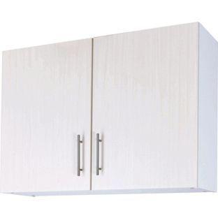 Athina 1000mm Ed Kitchen Wall Unit White At Argos Co Uk