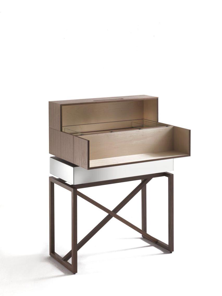 Mueble De Bar Nando Dise O De T Colzani Para Porada La Caja  # Muebles Santa Fe