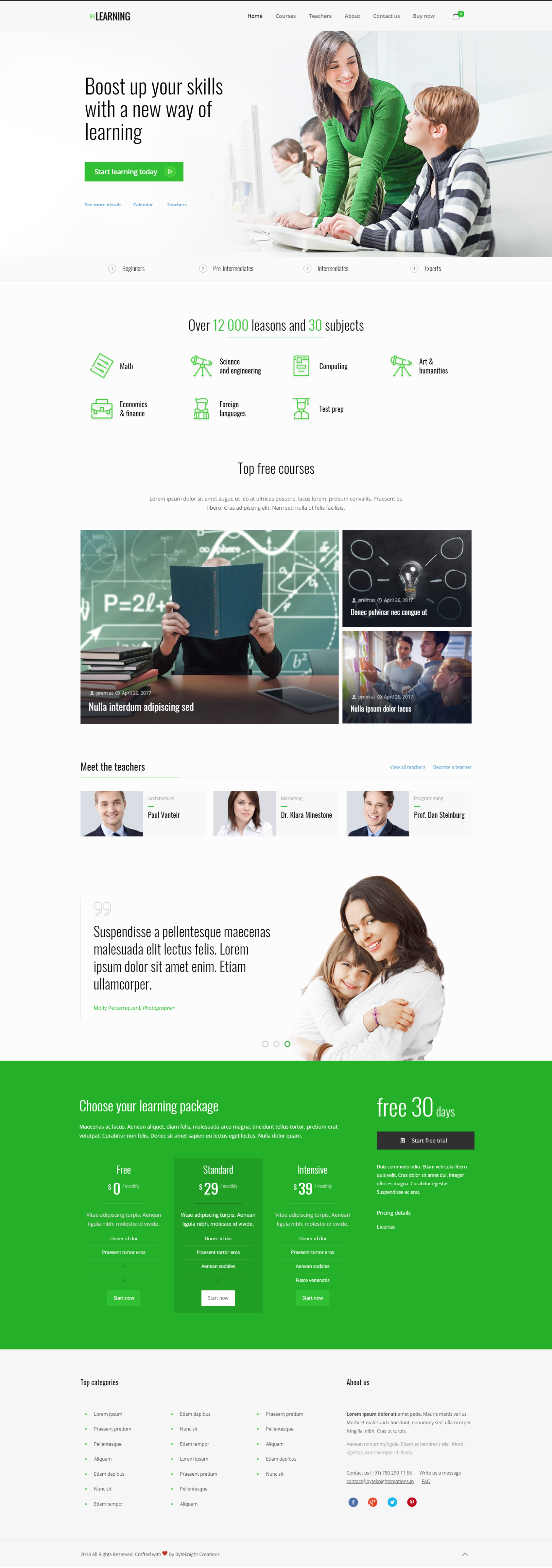 E Learning Website Design Demo Elearning Websitedesigns Education Study Online Bkwebdes Learning Website Design Elearning Design Website Template Design
