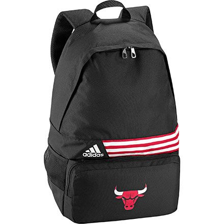 adidas Chicago Bulls 3-Stripes Backpack  f7ded343a