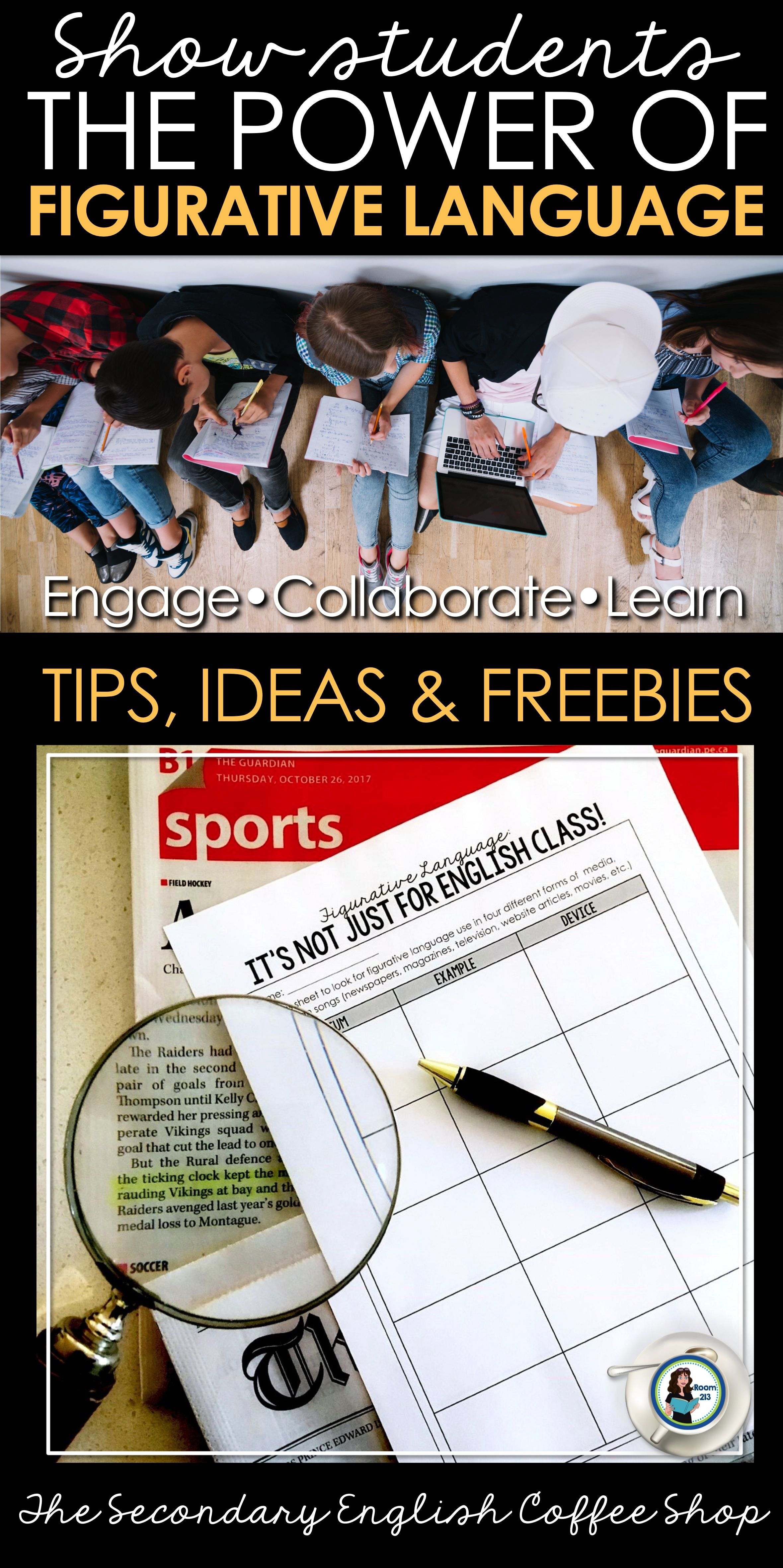 Are You Looking For Figurative Language Activities Lessons