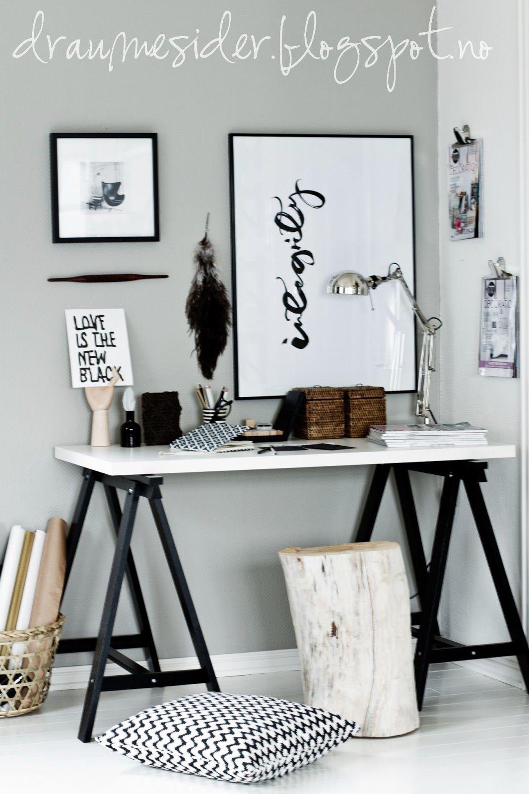 har gjort ein innsats ved arbeidsplassen min vinterstemning enno men har store planar om. Black Bedroom Furniture Sets. Home Design Ideas
