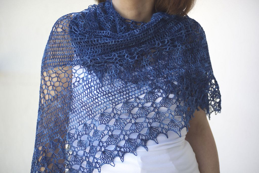 patterns for lacy shawls | Crochet Pattern Central – Free Hairpin ...