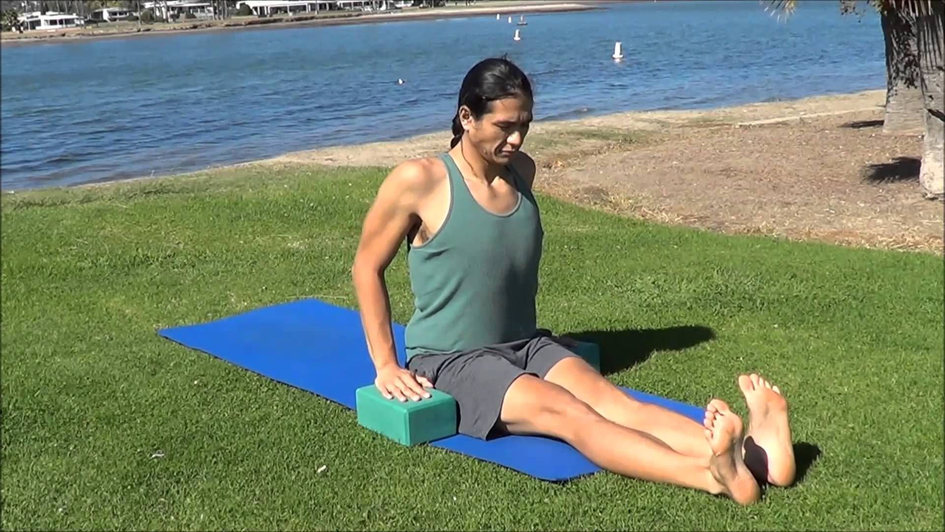 The First Series of Ashtanga Yoga - This version is just 1 hour long and is geared for beginners. You will need two blocks for this practice; these serve to ...