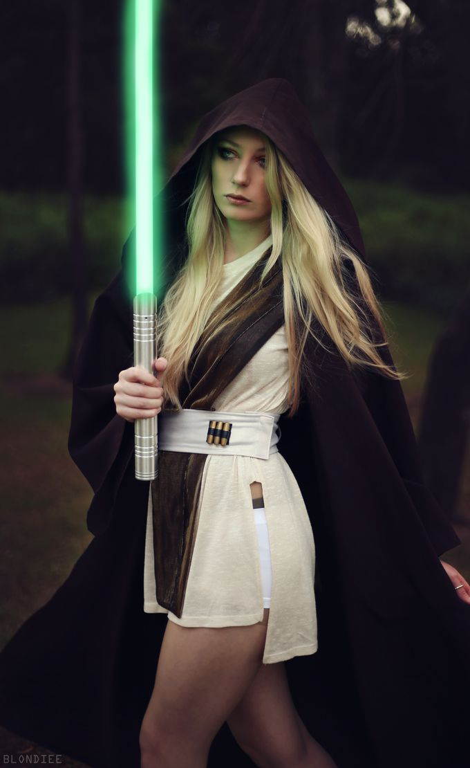 Are going star wars sexy jedi girls cosplay
