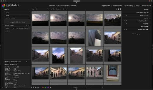 We explain how to get started with Darktable, an open source - open source spreadsheet