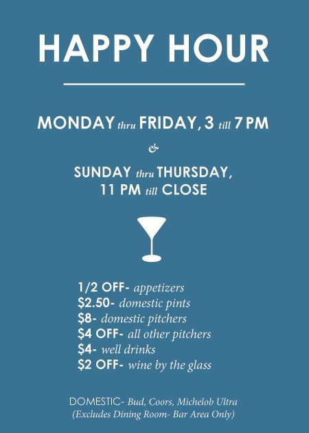 Slaters 5050 Happy Hour Ideas Menu Restaurant Recipes Happy Hour