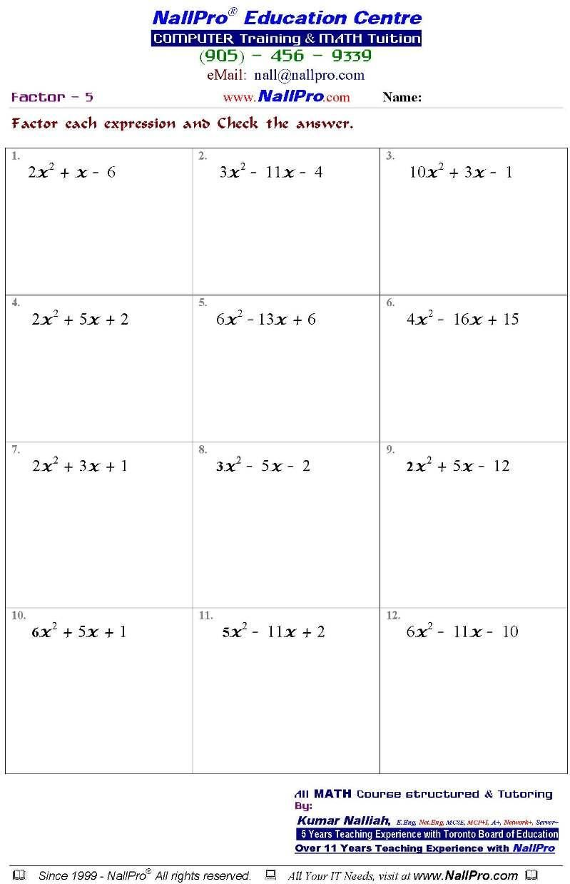 Free Printable 7th Grade Math Worksheets 5   7th grade math worksheets [ 1239 x 799 Pixel ]