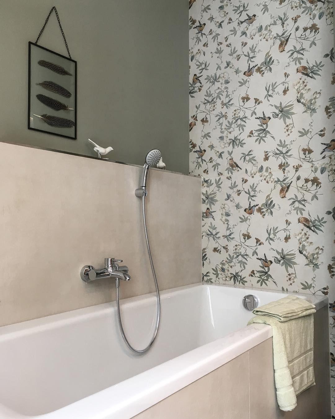 Tapeten Im Bad Ja Spezielle Wasserfeste Materialien Machen Es Moglich Und Erweitern Den Gestaltungsspielraum Gewaltig Bathtub Clawfoot Bathtub Clawfoot