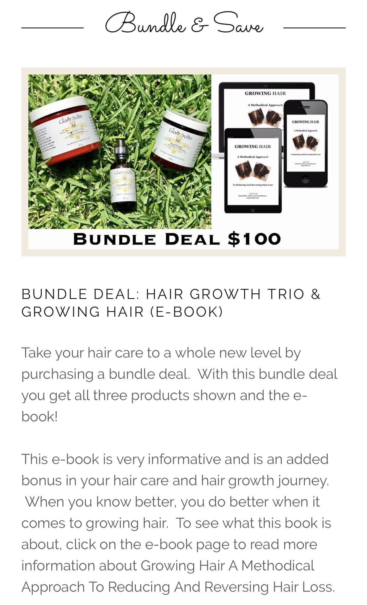 Take your hair growth journey to a whole new level! #haircaretips #4chair #naturalhair #growhairfast #ebook #hairtreatment #hairgrowthoil #growthoil #hairbutter #healthyhairjourney
