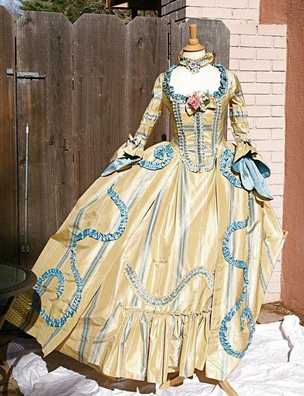 golden dress by AlAlNe on DeviantArt