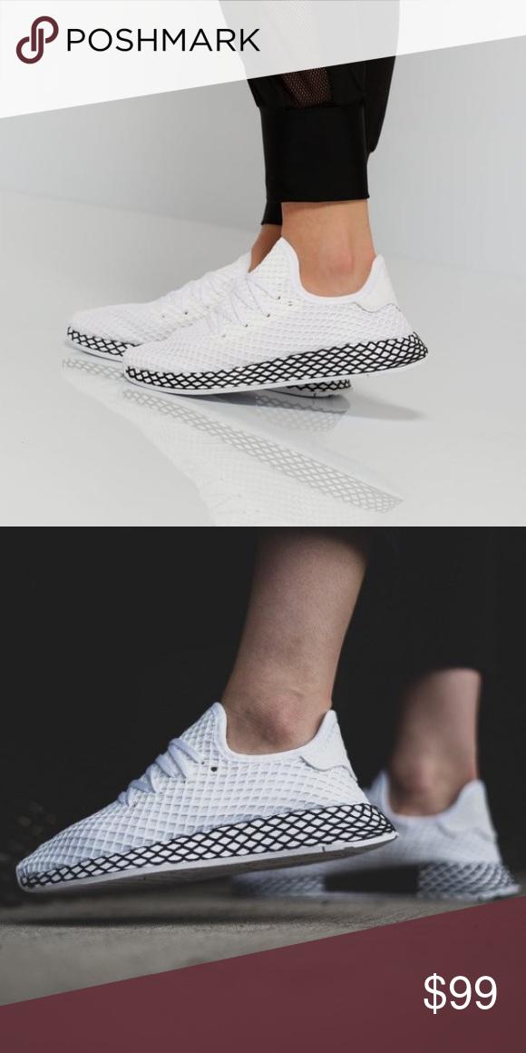 Adidas deerupt runner sneakers NWT