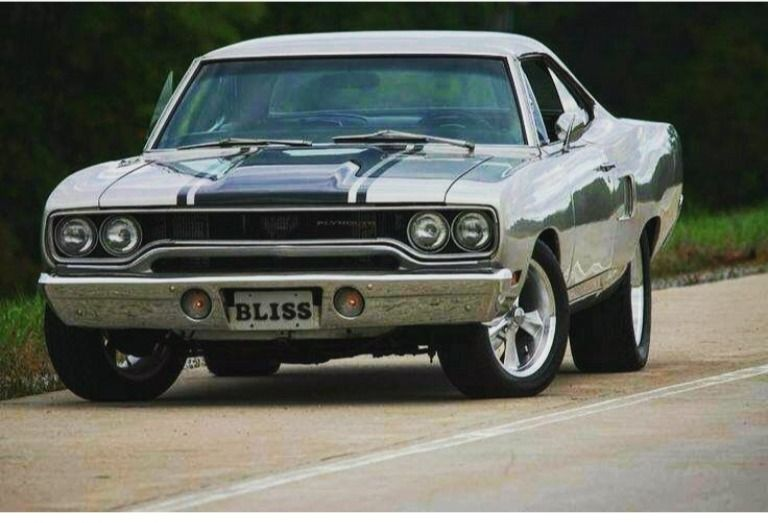 Mostly Mopar Muscle Slickfishh 70 Plymouth Roadrunner With