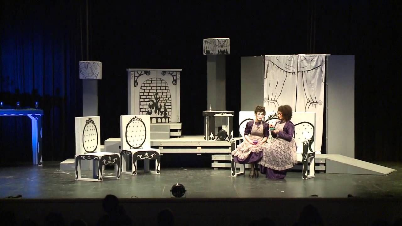 Texas is home of the world's largest One Act Play contest