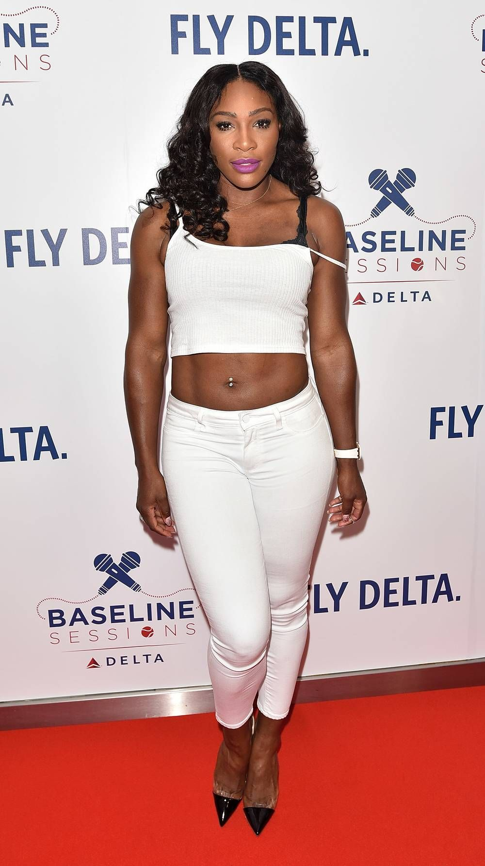 69c25ba5cb2 Serena Williams joins Delta Air Lines for
