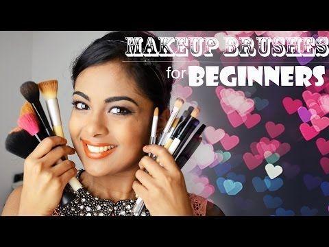 beginner's guide to basic makeup brushes  youtube  basic