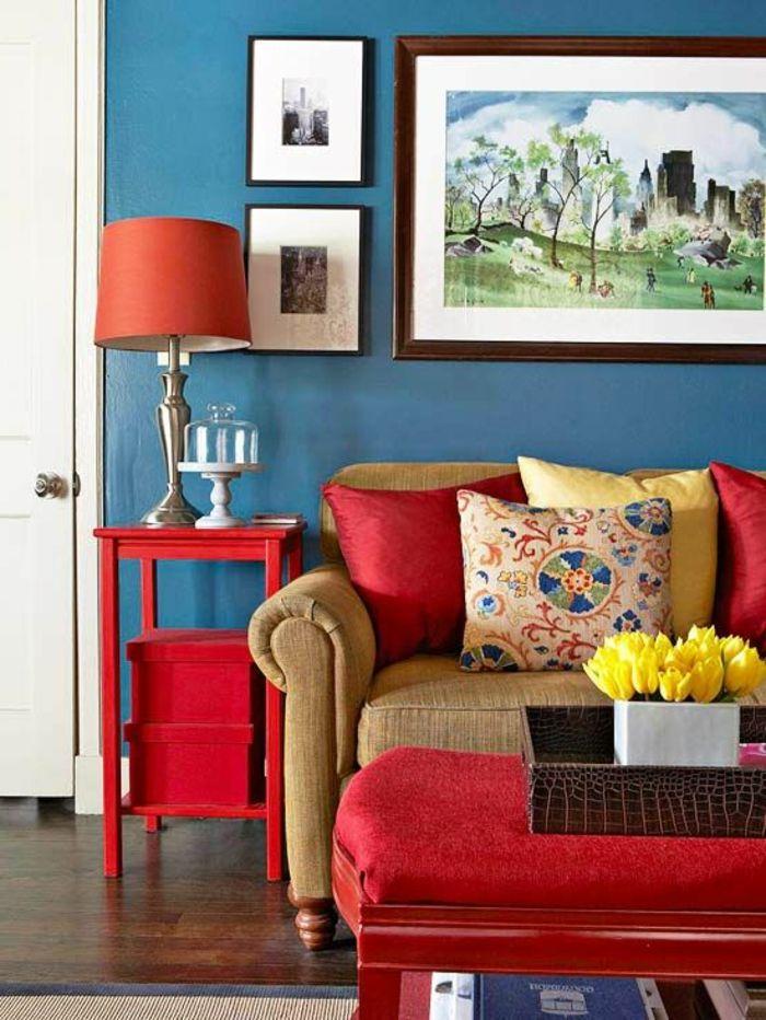 Epingle Sur Colourful Deco