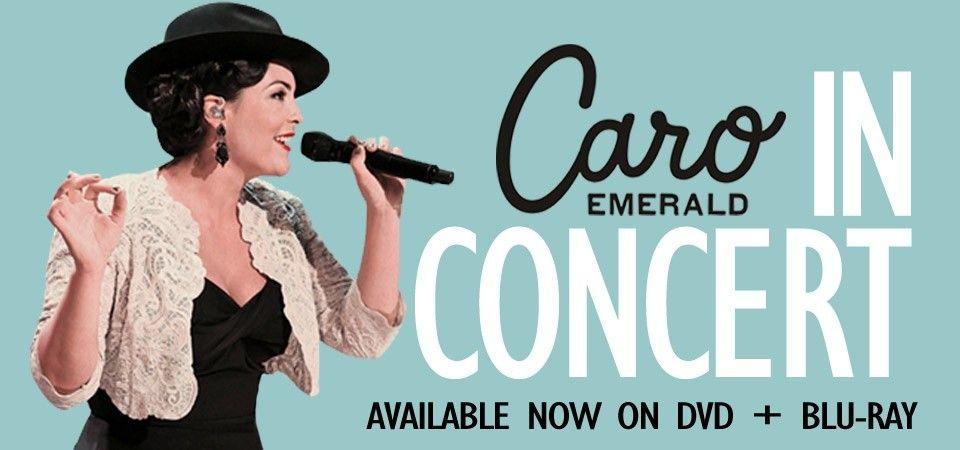 Caro Emerald - Latin Jazz and Blues | THE NEW BIG BAND