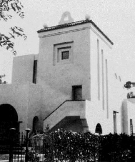 Casa Enrique Aguilar Exterior Luis Barragán 1928
