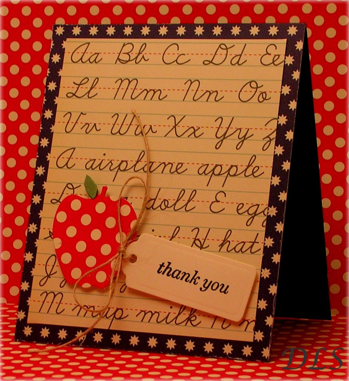 End of the year thank you card for students this is simple and end of the year thank you card for students this is simple and easy kristyandbryce Images