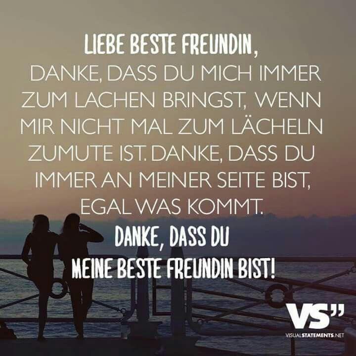 Best friends | Danke bester freund, Beste freunde sprüche