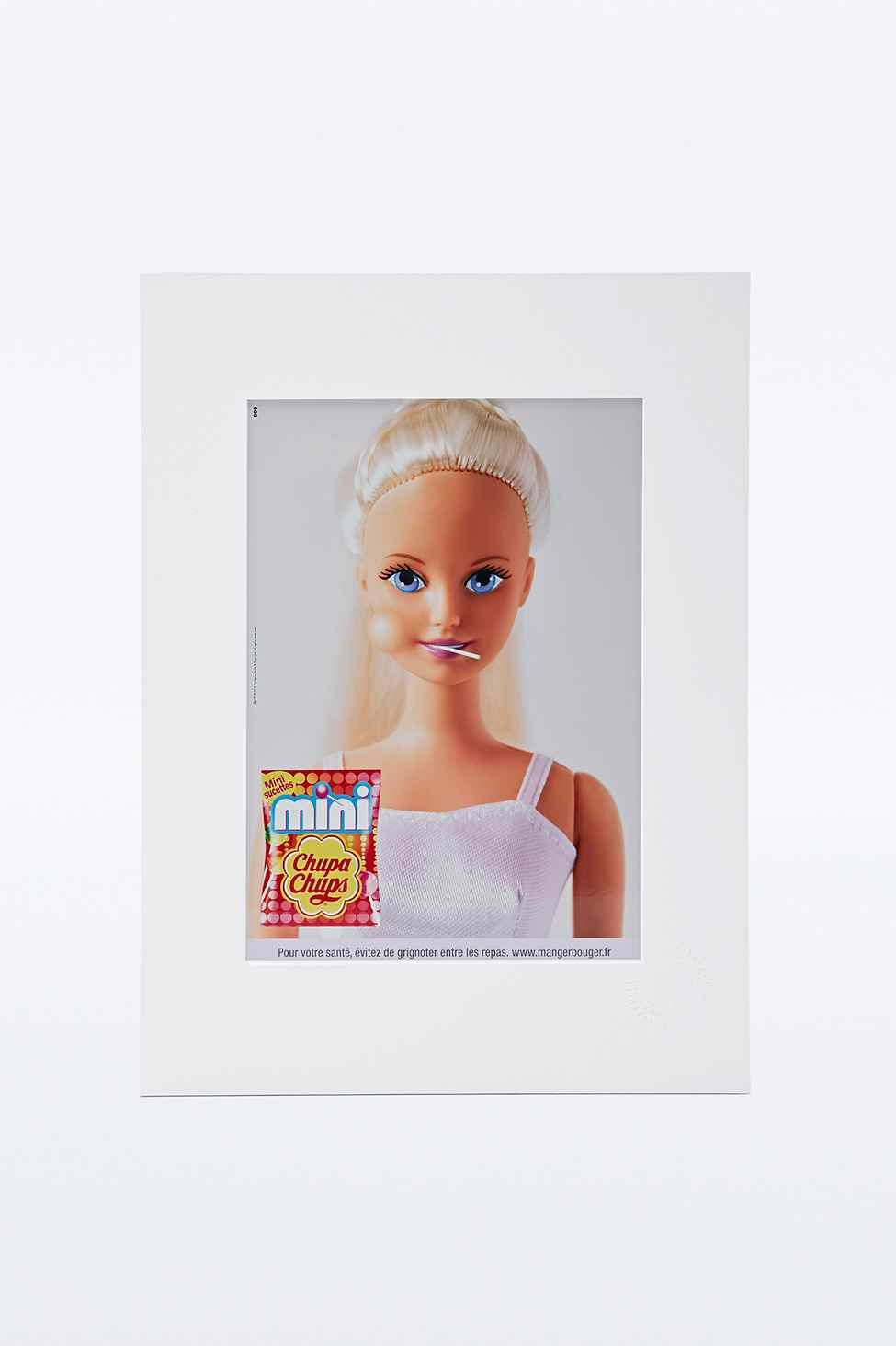 Fotodruck Poster Image Republic Barbie Chupa Chups Photographic Print Things For