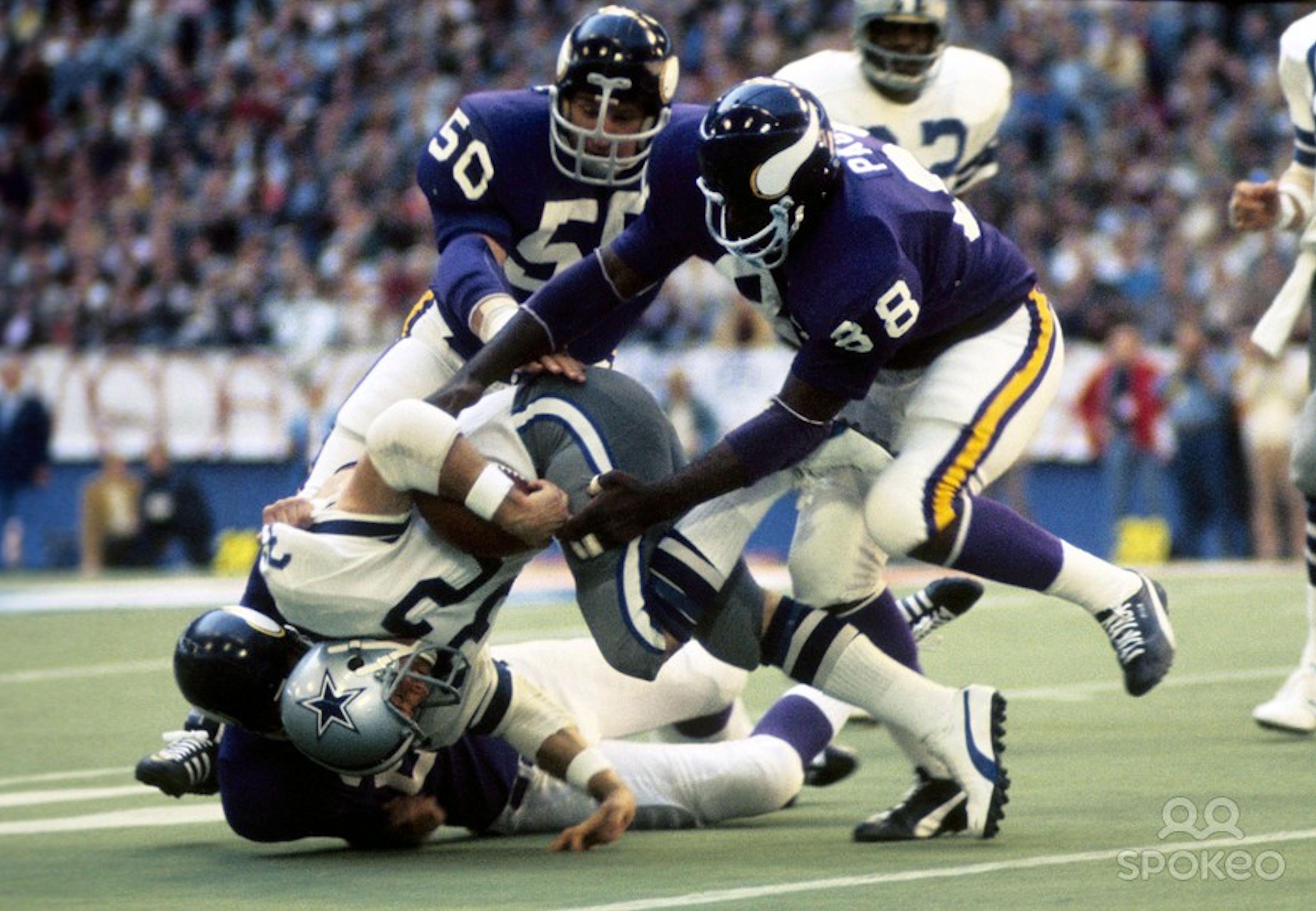 1973 NFC Title game, Vikings at Cowboys Minnesota