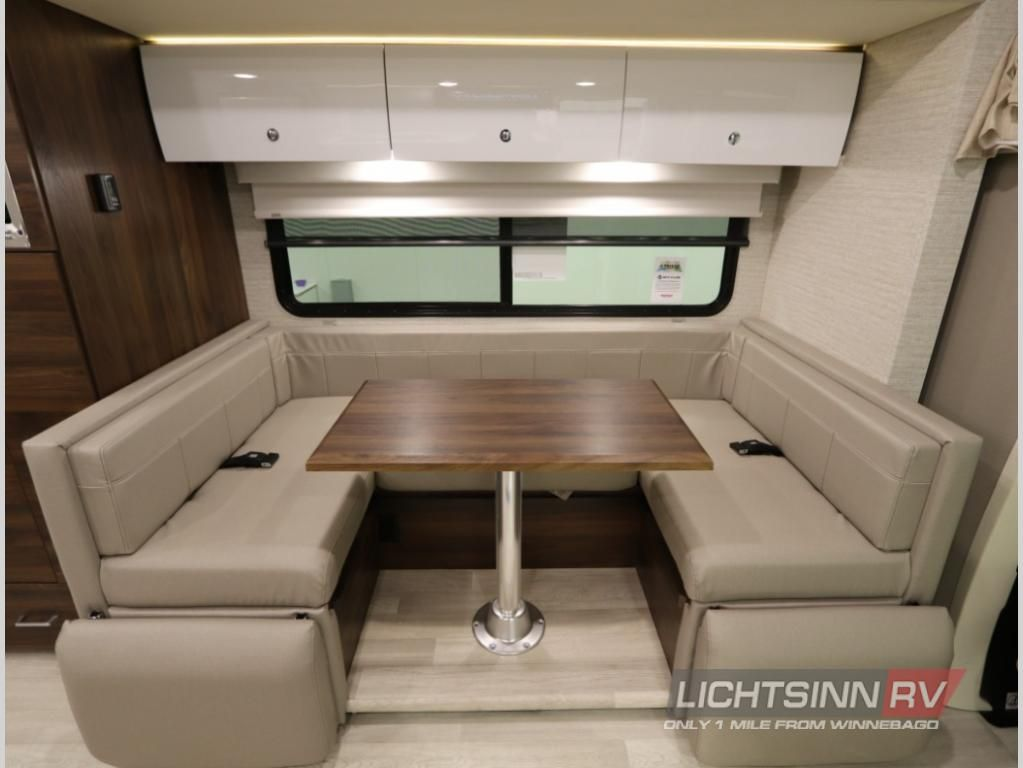 New 2021 Winnebago View 24j Motor Home Class C Diesel At Lichtsinn Rv Forest City Ia 72124 In 2020 Double Door Refrigerator Size Fuel Efficient Camper Van Life