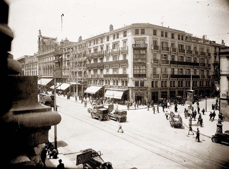 Archivo fotográfico de la Comunidad de Madrid